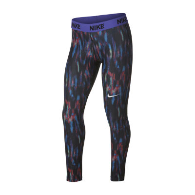 Nike Knit Leggings - Big Kid Girls