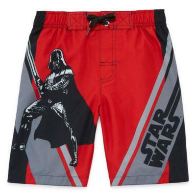 Star Wars Swim Trunks - Preschool Boys 4-7