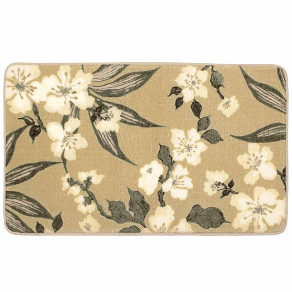 Laura Ashley Madeline High Definition Memory Foam Rectangular Accent Rug