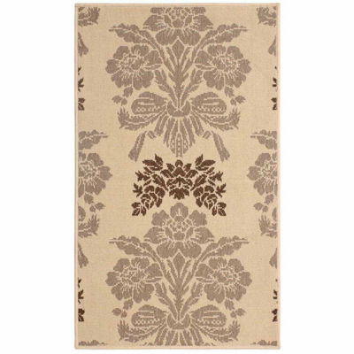 Laura Ashley Tatton Indoor/Outdoor Rectangular Accent Rug