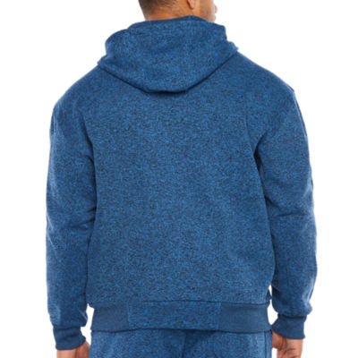 Ecko Unltd Lightweight Fleece Jacket - Big and Tall