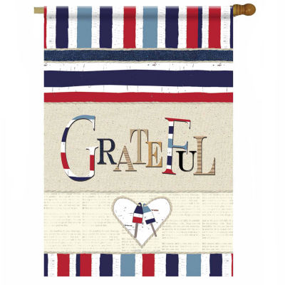 LANG Grateful Large Flag (1710081)