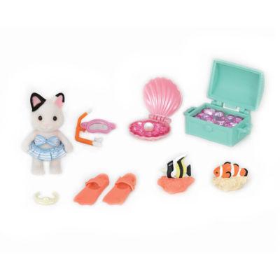 Calico Critters Seaside Treasure Kit