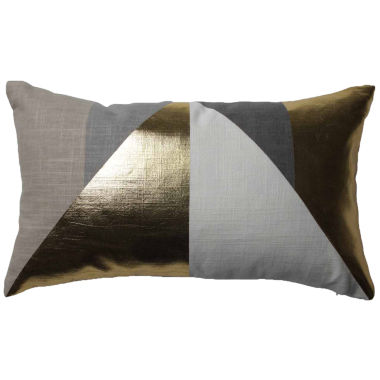 Pillow Perfect Avalon Gold Throw Pillow