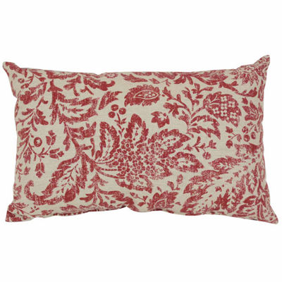 Pillow Perfect Fairhaven Damask Pillow