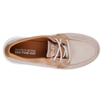 Skechers Go Walk Womens Boat Shoes