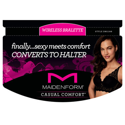 Maidenform Casual Comfort Wireless Bralette-Dm1188