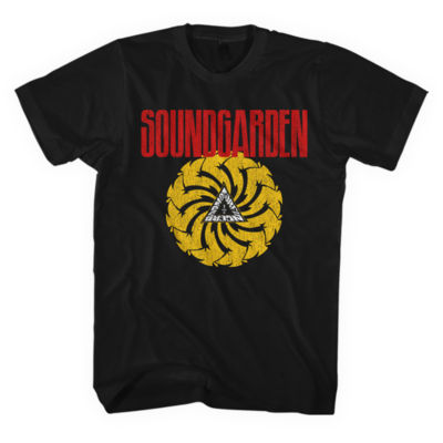 SoundGarden Spiral Graphic Tee