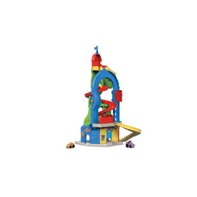 Fisher-Price Little People Sit Stand Skyway