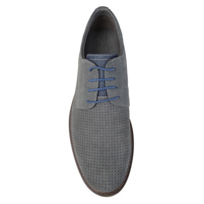 Vance Co Mens Kash Oxford Shoes Lace-up Round Toe