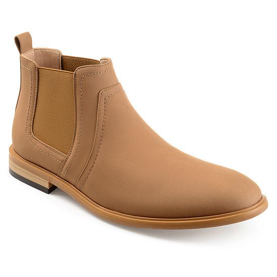 Vance Co Mens Durant Chelsea Boots