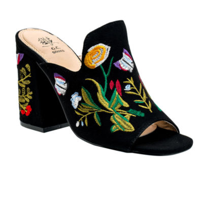 GC Shoes July Womens Heeled Sandals