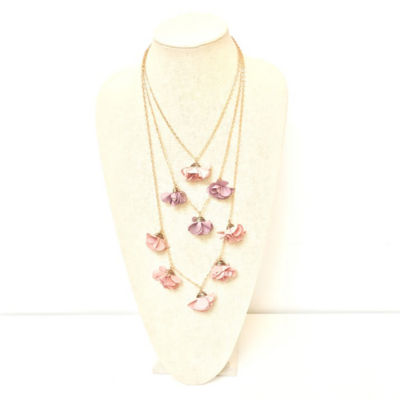 Bijoux Bar Womens Strand Necklace