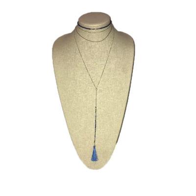 a.n.a Womens Y Necklace