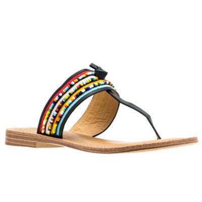 GC Shoes Womens Kenya Flat Sandals