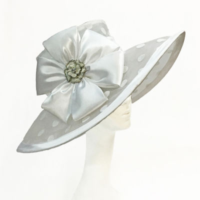 Whittall & Shon Brim Derby Hat