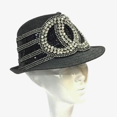 Whittall & Shon Fedora Derby Hat