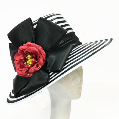 Whittall & Shon Brim Derby Hat