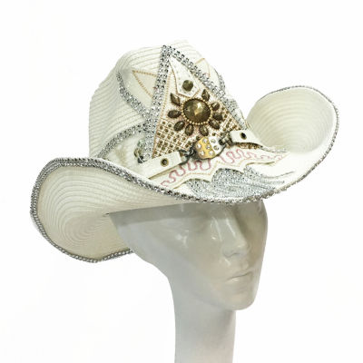 Whittall & Shon Cowboy Derby Hat
