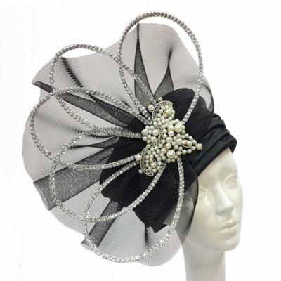 Whittall & Shon Pillbox Derby Hat