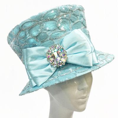 Whittall & Shon Bucket Derby Hat
