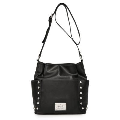 Nicole By Nicole Miller Sydney Bucket Bag
