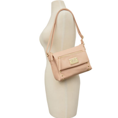 Nicole By Nicole Miller Sydney Crossbody Bag