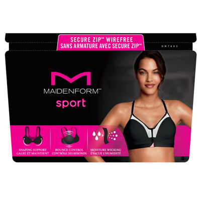 Maidenform Wireless Racerback Sports Bra-Dm7993
