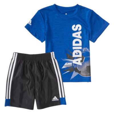 adidas United in Sport Short Set Baby Boys
