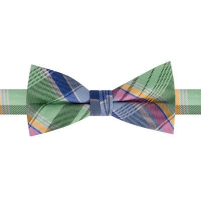 Van Heusen Plaid Bow Tie - Boys