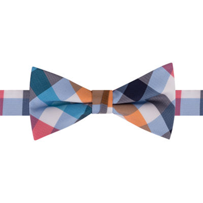 Van Heusen Plaid Bow Tie - Boys