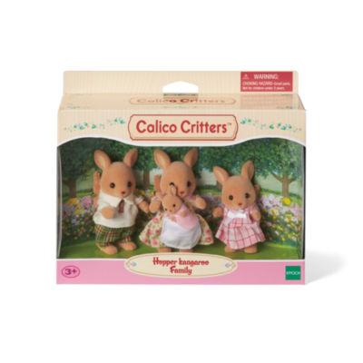 Calico Critters Kangaroo Family