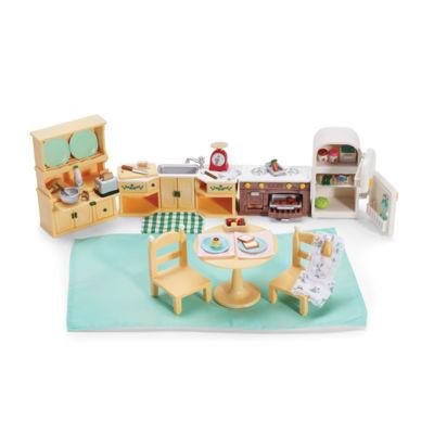 Calico Critter Kozy Kitchen Set
