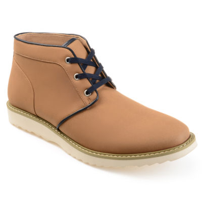 Vance Co Mens Banner Chukka Boots Lace-up