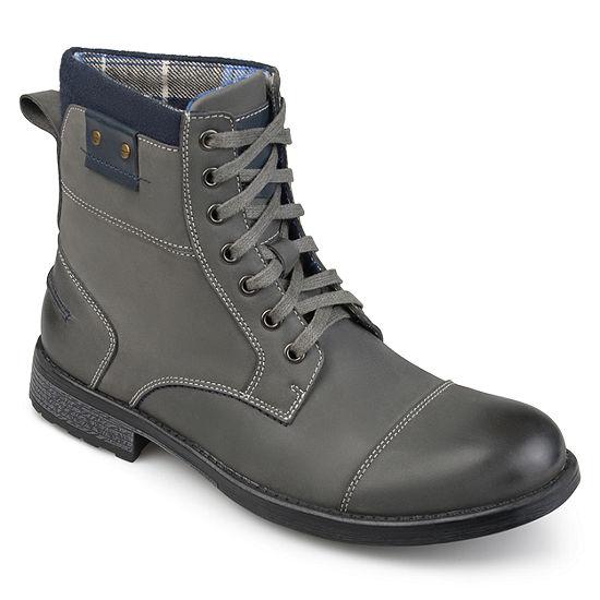 Vance Co Mens Hawes Combat Boots