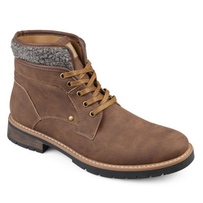 Vance Co Darvin Mens Lace Up Boots