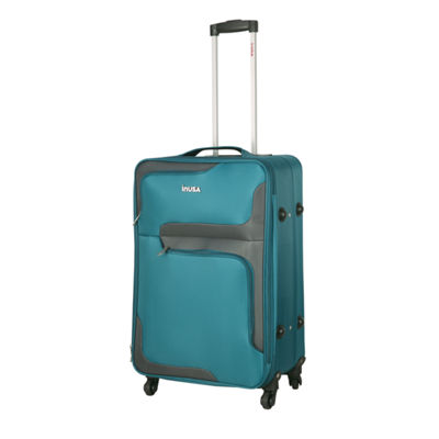 InUSA 3D- City Lightweight 24 Inch Softside Spinner