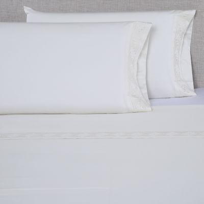 Affluence Greek 600tc Woven Sheet Set