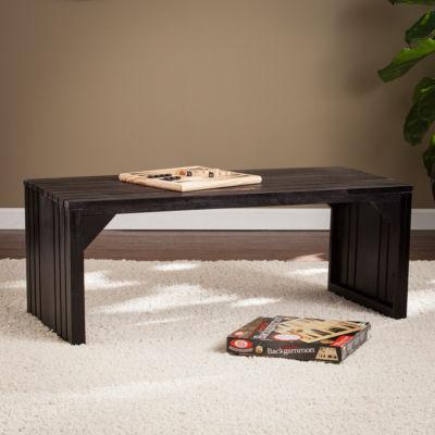 Modern Life Furniture Slat Bench/Table