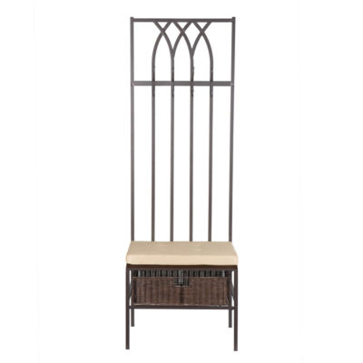 Home Décor Collections Tree Entry Bench
