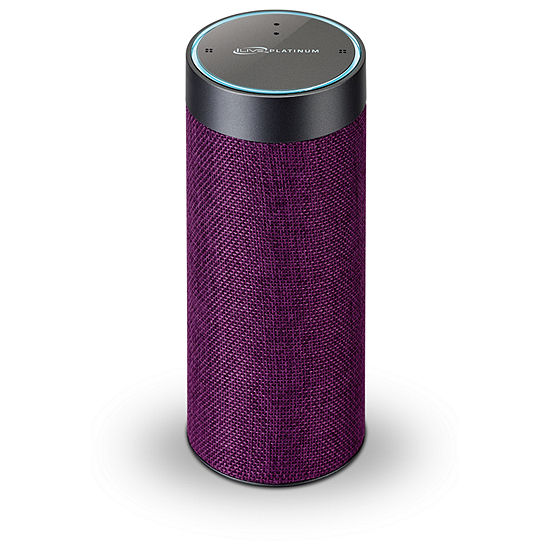 iLive Voice Activated Assistant Speaker Powered by Amazon Alexa - Limited Edition Colors