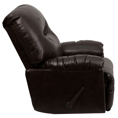 Contemporary Chaise Rocker Recliner