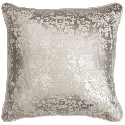 Jean Pierre Overture Metallic Decorative Pillow