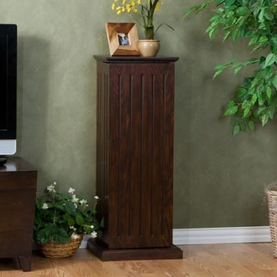 Home Décor Collections Madison Media Storage Pedestal