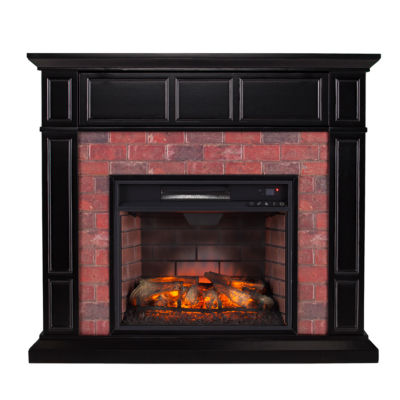 Infrared Electric Fireplace