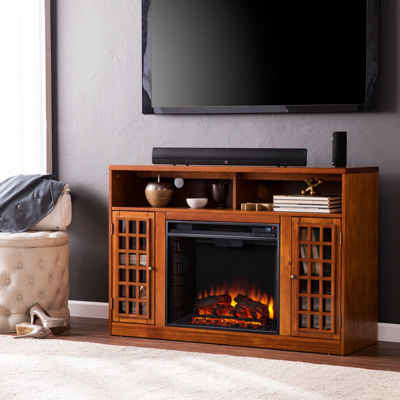 Media Electric Fireplace