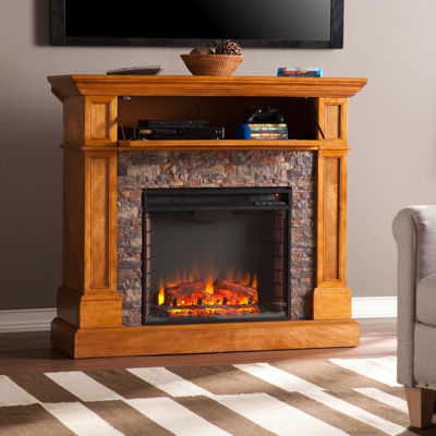 Look Electric Fireplace