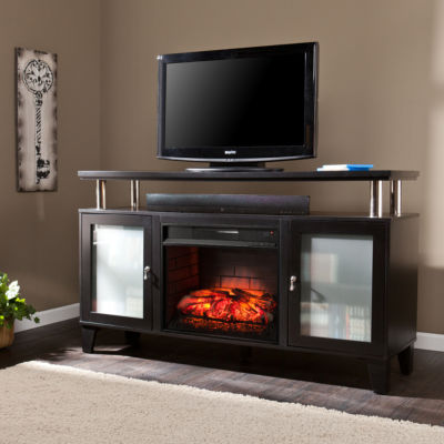 Elegant Southern Enterprises Furniture Electric Fireplace
