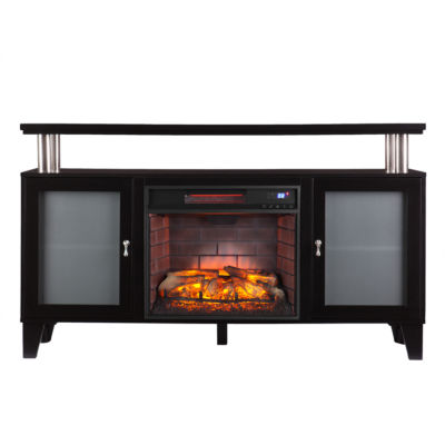 Southern Enterprises Furniture Electric Fireplace