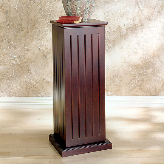 Home Décor Collections Avery Media Storage Pedestal